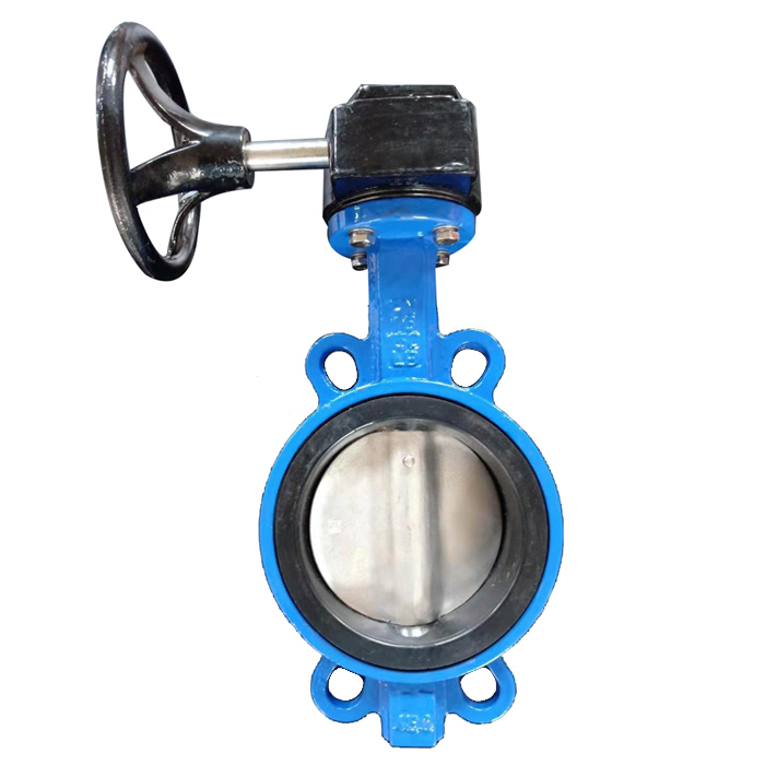 Pin Type Wafer Butterfly Valve